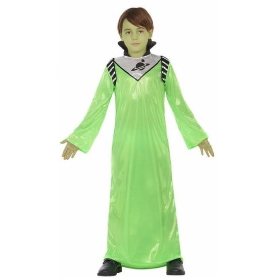 Alien Zharor kostuum verkleedkleding voor jongens