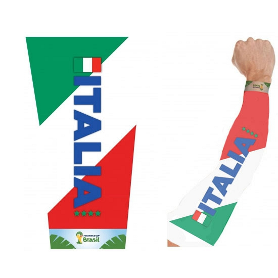 Gadget arm sleeves Italy