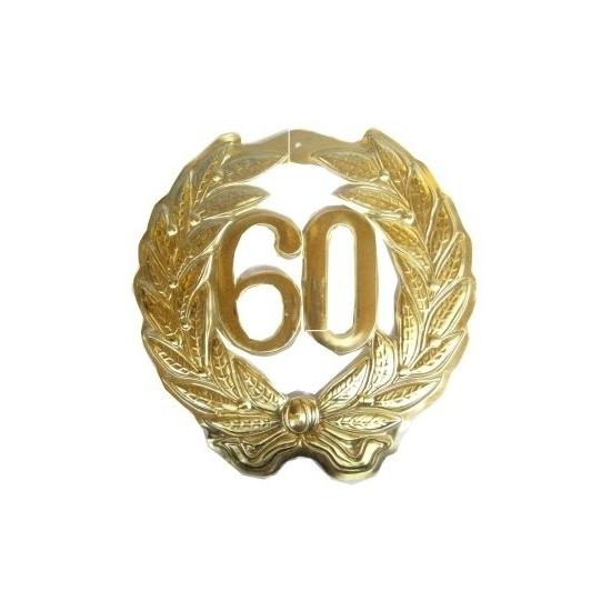 Gouden jubileum krans 60 jaar