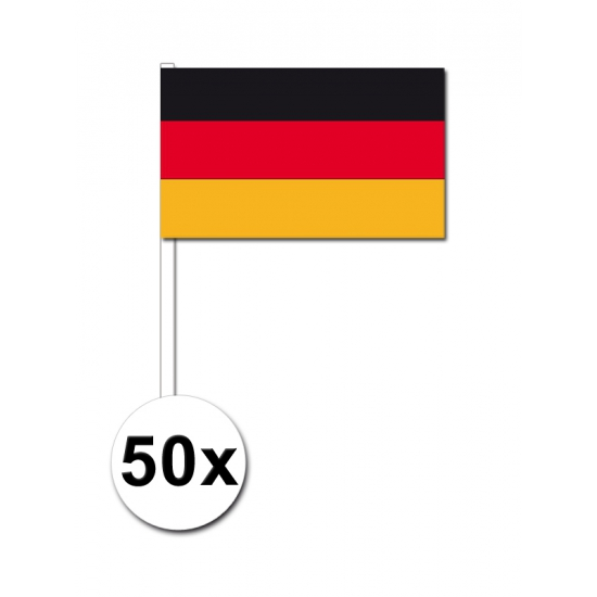Handvlag Duitsland set van 50