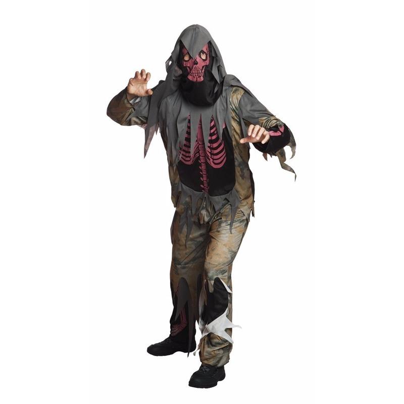 Horror kerker bewaker kleding
