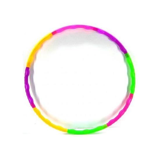 Hula hoop gekleurd 52 cm