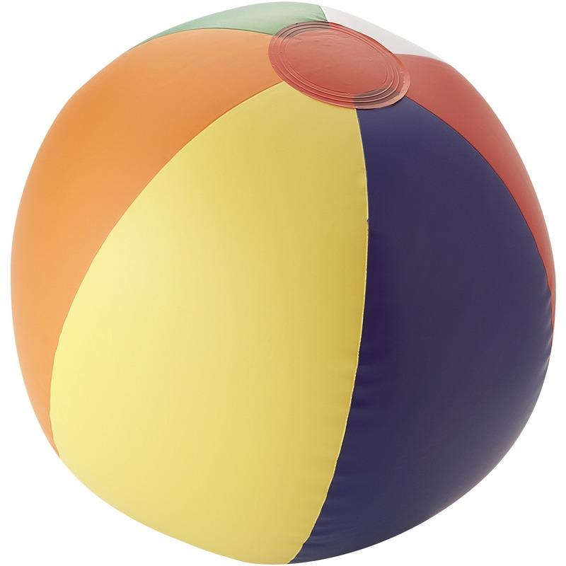 Multicolor strandballen