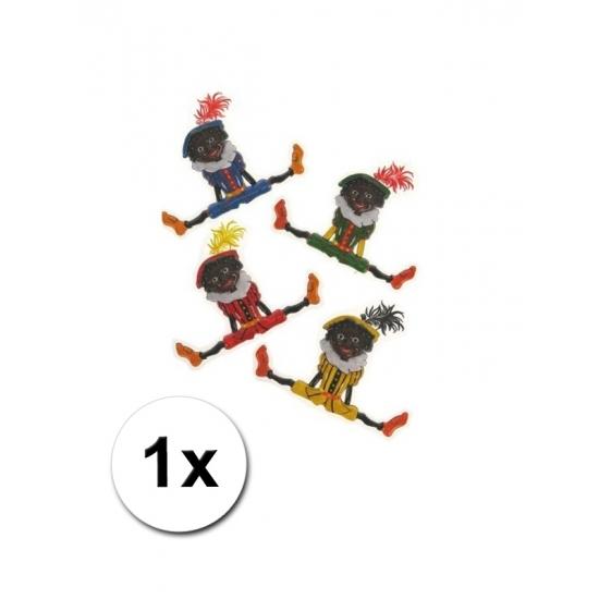 Pakjesavond Piet versiering 29 x 21 cm