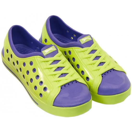 Slazenger waterschoenen voor meisjes lime-paars