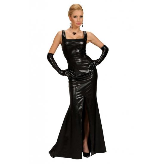 Zwarte sjieke jurk