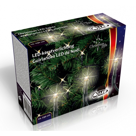 Kerstverlichting warm wit buiten 120 LED